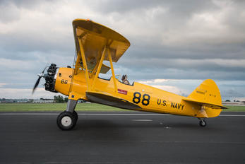 N65653 - Private Boeing Stearman, Kaydet (all models)