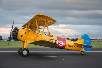N56914 - Private Boeing Stearman, Kaydet (all models)