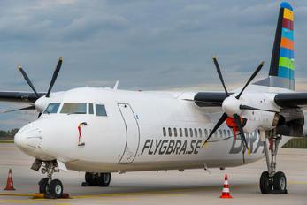 SE-LEB - BRA (Sweden) Fokker 50