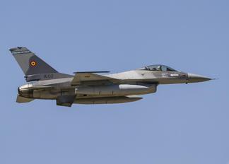1602 - Romania - Air Force General Dynamics F-16AM Fighting Falcon