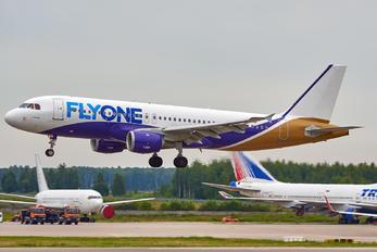 EK-32002 - FlyOne Airbus A320