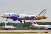 EK-32002 - FlyOne Airbus A320 aircraft