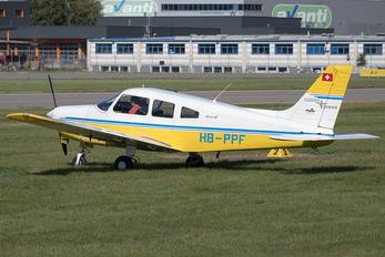 HB-PPF - Private Piper PA-28 Warrior