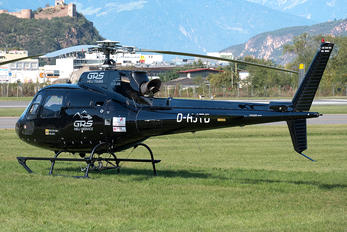 D-HJTD - Private Eurocopter AS350 Ecureuil / Squirrel