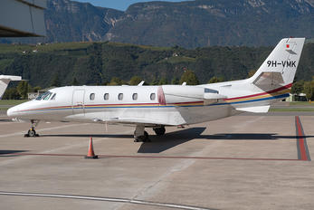 9H-VMK - Private Cessna 560XL Citation XLS