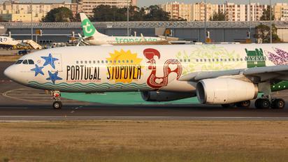 CS-TOW - TAP Portugal Airbus A330-300