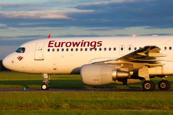 D-ABFO - Eurowings Airbus A320