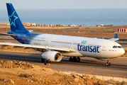 C-GTSZ - Air Transat Airbus A330-200 aircraft