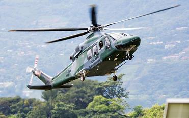 AN-140 - Panama - Air Force Agusta Westland AW139