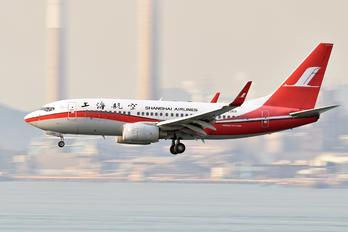B-5269 - Shanghai Airlines Boeing 737-700