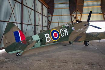 TB597 - Private Supermarine Spitfire LF.XVI