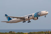 SU-GDL - Egyptair Boeing 777-300ER aircraft