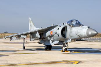 VA.1B-38 - Spain - Navy McDonnell Douglas EAV-8B Harrier II