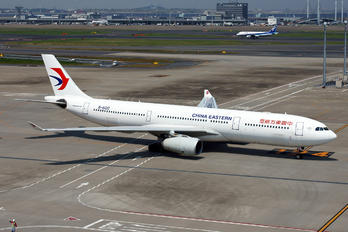 B-6120 - China Eastern Airlines Airbus A330-300