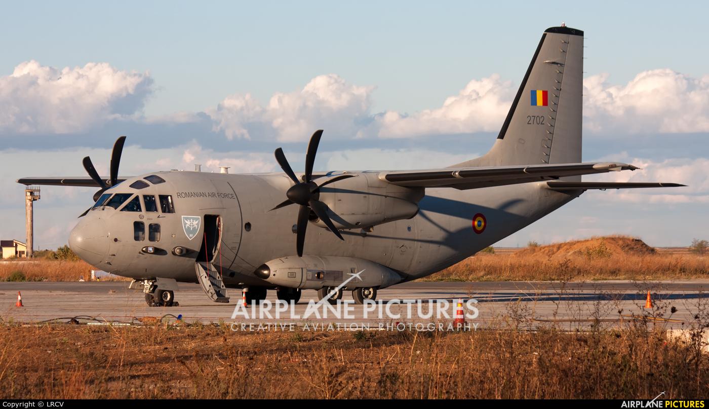Romania - Air Force 2702 aircraft at Craiova