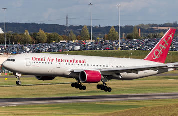 N819AX - Omni Air International Boeing 777-200ER