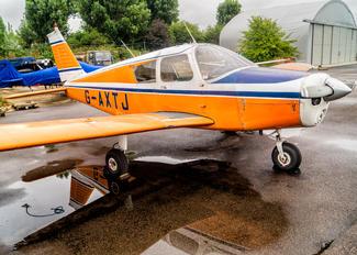 G-AXTJ - Private Piper PA-28 Cherokee