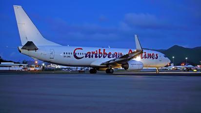 9Y-JMC - Caribbean Airlines  Boeing 737-800