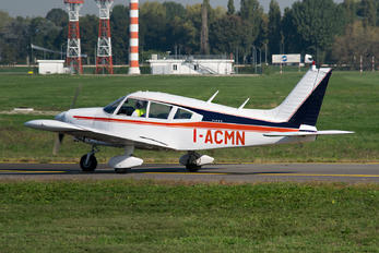 I-ACMN - Private Piper PA-28 Cherokee