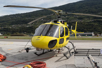 HB-ZES - Private Aerospatiale AS350 Ecureuil / Squirrel