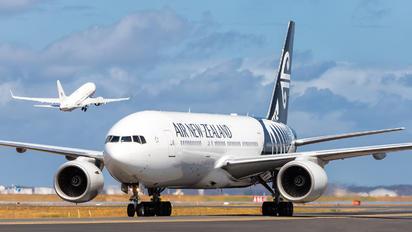 ZK-OKC - Air New Zealand Boeing 777-200ER