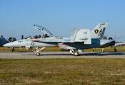 166467 - USA - Navy Boeing F/A-18F Super Hornet aircraft