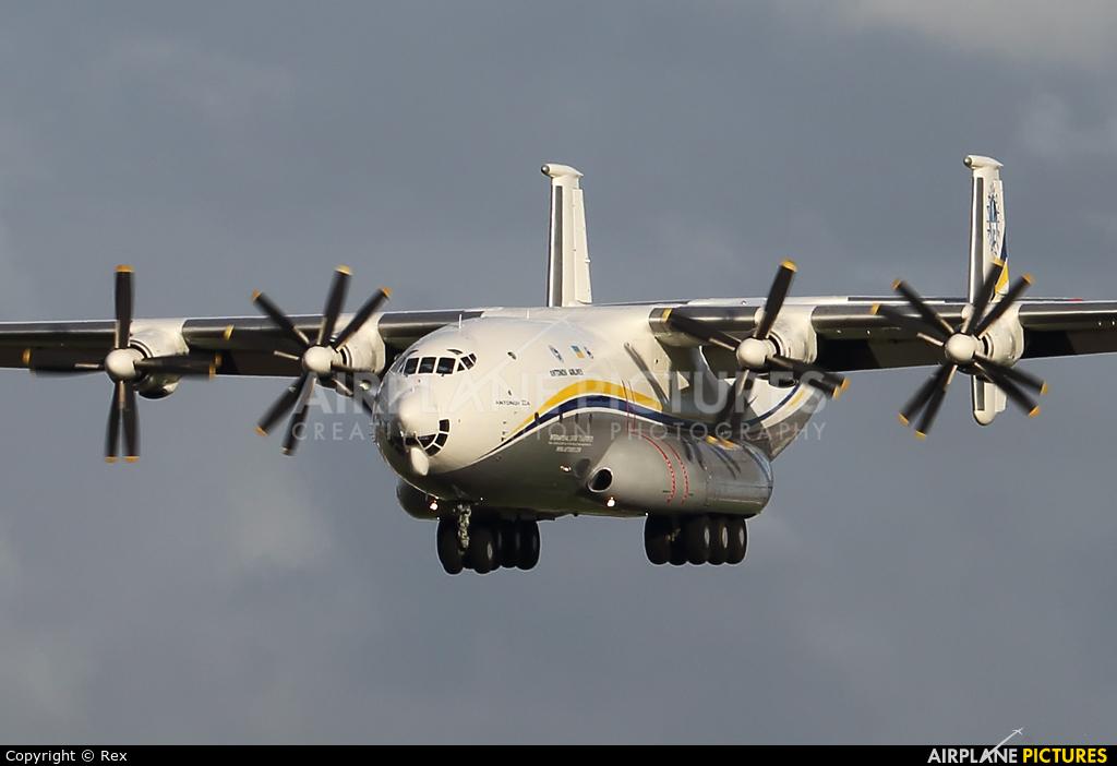 Antonov Airlines /  Design Bureau UR-09307 aircraft at Ostend / Bruges