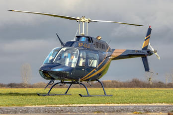 SP-OLU - Private Bell 206B Jetranger III