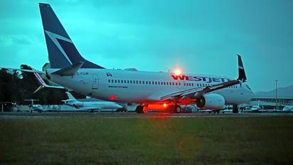 C-FUJR - WestJet Airlines Boeing 737-800