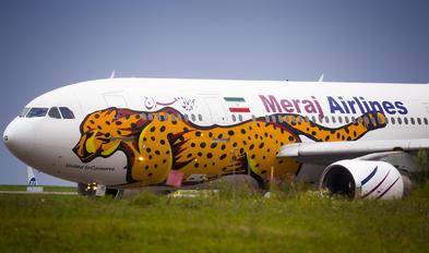 EP-SIG - Meraj Airlines Airbus A300