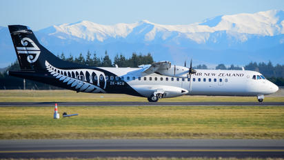 ZK-MCU - Air New Zealand Link - Mount Cook Airline ATR 72 (all models)