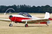 G-ATAV - Private Druine D.62 Condor aircraft