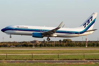 D-AIRI - Meridiana Boeing 737-86J