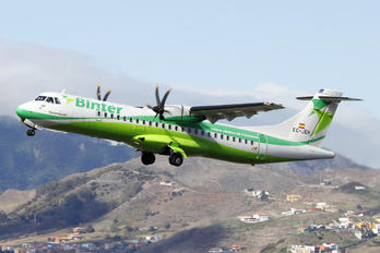 EC-JEH - Binter Canarias ATR 72 (all models)