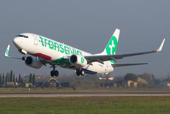 F-HTVG - Transavia France Boeing 737-8AS