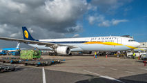 VT-JWR - Jet Airways Airbus A330-300 aircraft