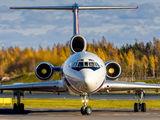 RF-85135 - Russia - Ministry of Internal Affairs Tupolev Tu-154M aircraft
