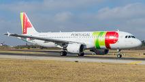 CS-TQD - TAP Portugal Airbus A320 aircraft