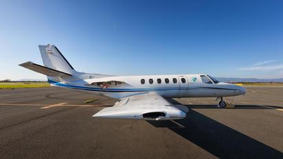 9A-DOF - Geofoto Cessna 551 Citation II SP