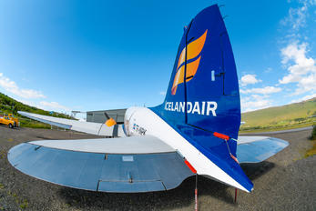 TF-NPK - Icelandair Douglas DC-3