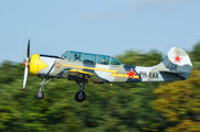 PH-YAK - Private Yakovlev Yak-52 aircraft