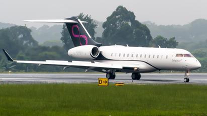 N588ZJ - Zetta Jet Bombardier BD-700 Global 5000