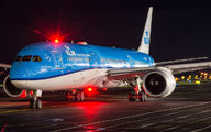 PH-BHH - KLM Boeing 787-9 Dreamliner aircraft