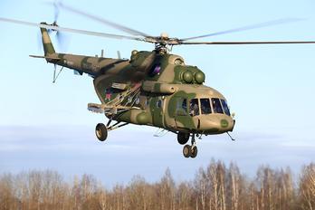 RF-90397 - Russia - Air Force Mil Mi-8MT
