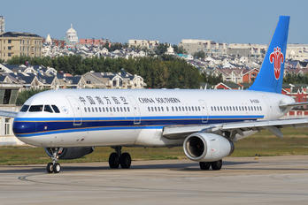 B-6306 - China Southern Airlines Airbus A321