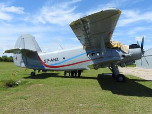 SP-ANZ - Private Antonov An-2