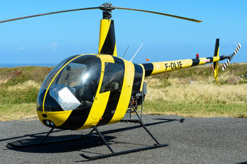 F-OLIE - Private Robinson R22