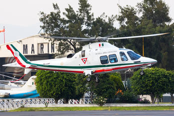 XC-LNP - Mexico - Air Force Agusta Westland AW109 SP GrandNew