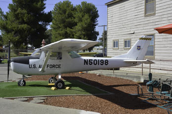 N50198 - USA - Air Force Cessna 150