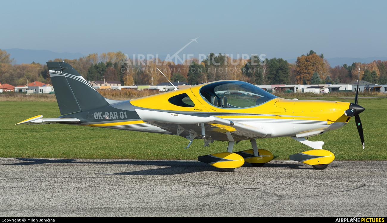 Private OK-RAR01 aircraft at Prievidza
